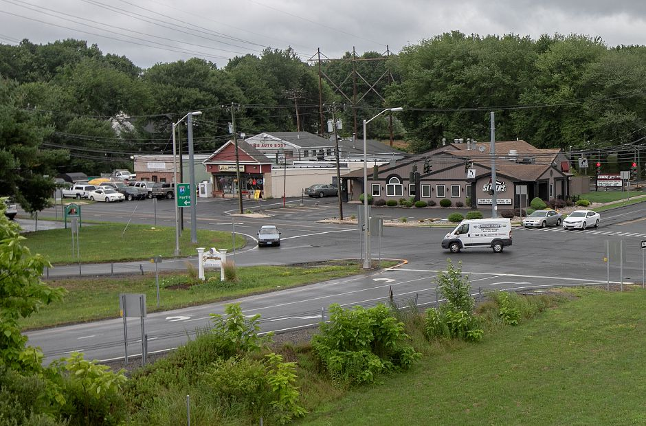 The Interstate 84 ramps at South Main Street in Southington, Wednesday, July 25, 2018. Dave Zajac, Record-Journal