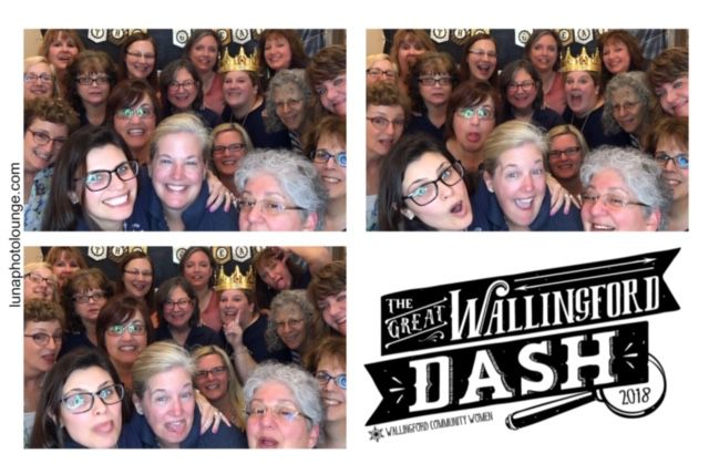The 2nd annual Great Wallingford Dash will be held Saturday, April 27, at 11:30 a.m., at the Elks Lodge, 148 S. Main St., Wallingford. Pictures from 2018 dash. |Courtesy of Wallingford Community Women