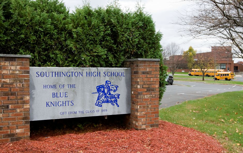 File photo - Southington High School |  Dave Zajac / Record-Journal
