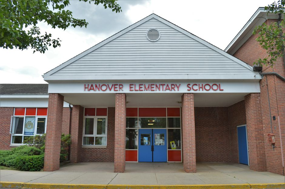 Hanover Elementary School in Meriden. | Clare Dignan Special to the Record-Journal