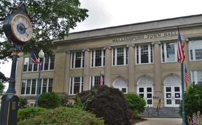 Wallingford Town Hall | Record-Journal file photo