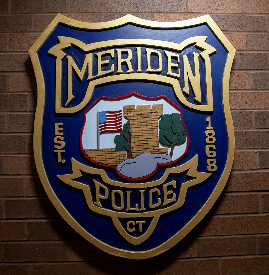 The Meriden Police Department on West Main Street, Wednesday, August 29, 2018. Dave Zajac, Record-Journal