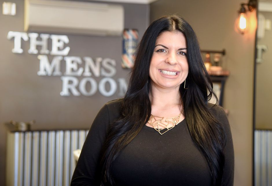 Jessica Palmieri, owner of The Men