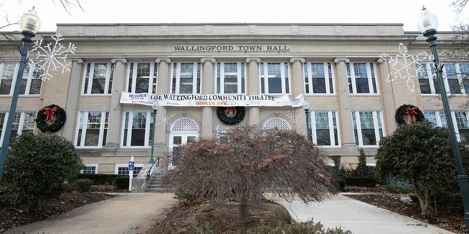 Wallingford Town Hall, Thurs., Jan. 10, 2019. c, Record-Journal