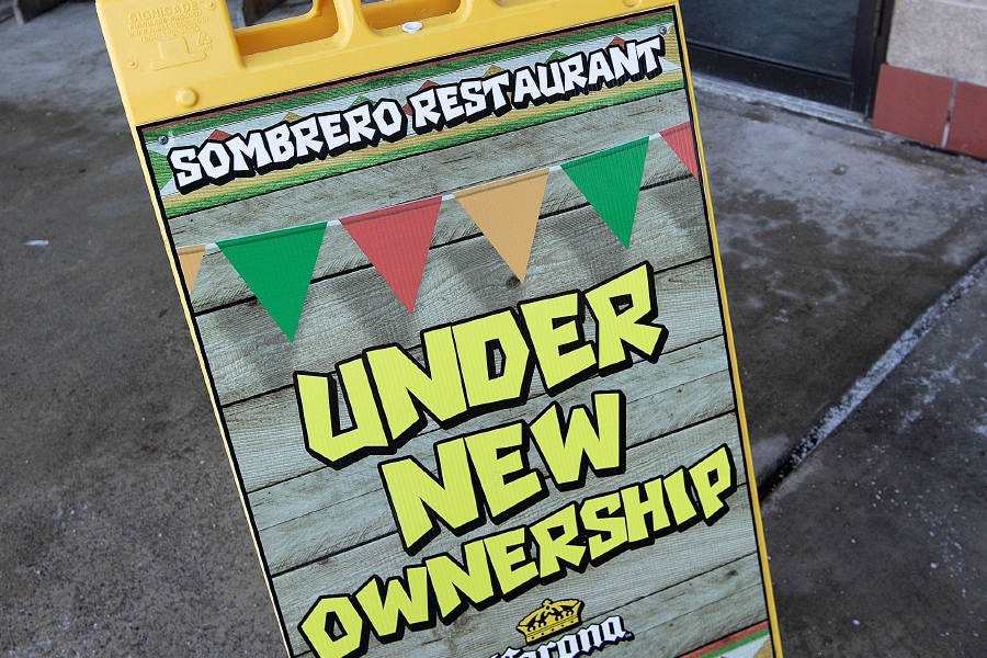Eddie's Sombrero Mexican Restaurant in Southington is under new ownership.