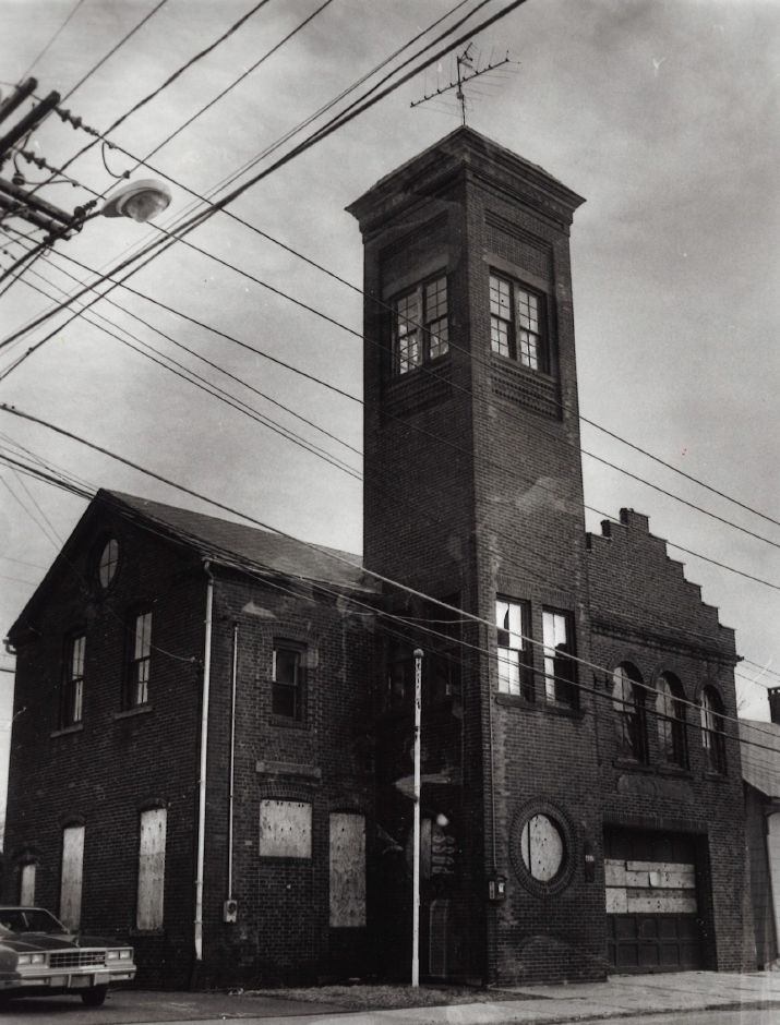 The Wilcox Firehouse. 1986.