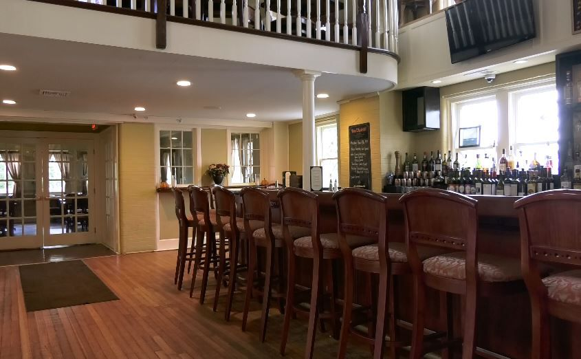 The Library Wine Bar Bistro, 60 N. Main St., Wallingford. |Ashley Kus, Record-Journal