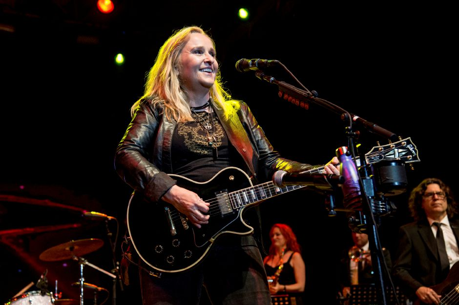 Melissa Etheridge performs during the Festival d