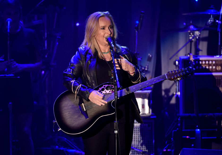 Melissa Etheridge performs at the 2016 Clive Davis Pre-Grammy Gala at the Beverly Hilton Hotel on Sunday, Feb. 14, 2016, in Beverly Hills, Calif. (Photo by Chris Pizzello/Invision/AP)