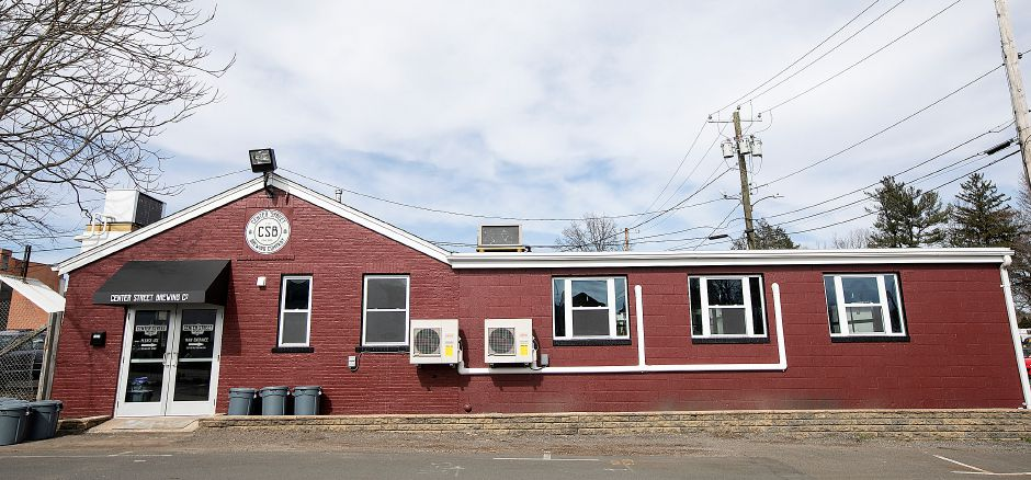 Center Street Brewing Company, at 24 Wallace Ave. in Wallingford,  opens Saturday.