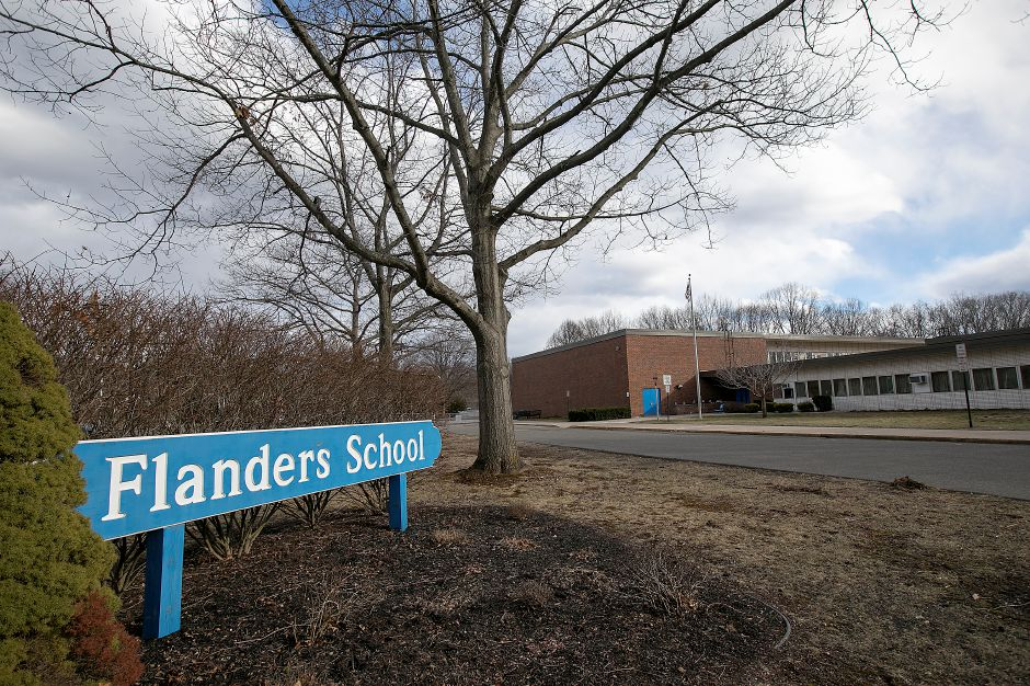 Flanders Elementary School in Southington, Friday, March 3, 2017. | Dave Zajac, Record-Journal