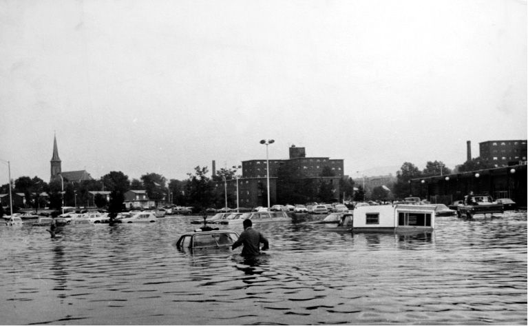 State St. flooded June 7, 1992.