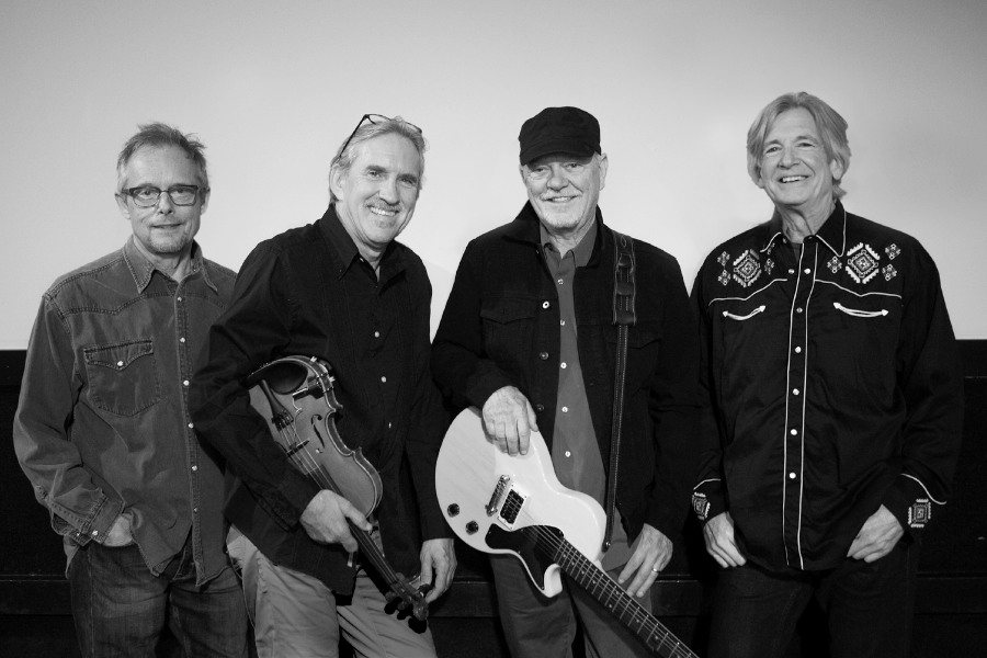 Country rock band Poco headline this year