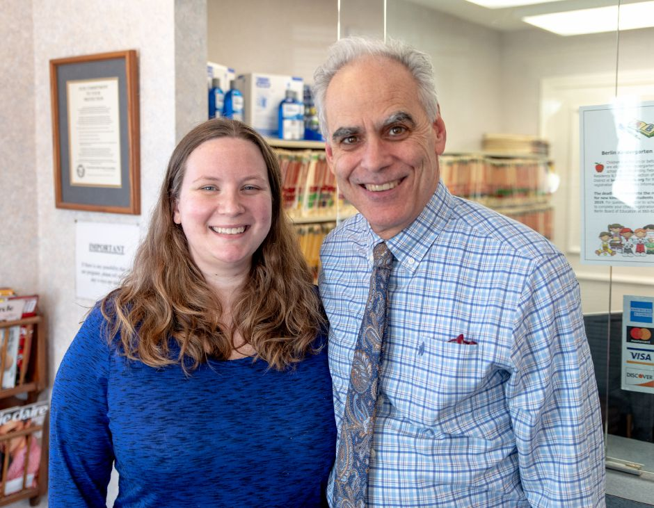 Samantha Matus has purchased the Berlin dentistry practice of Michael Tosatti. After more than 20 years practicing in town, Tosatti will be gradually stepping away from his work and into retirement. | Devin Leith-Yessian, The Citizen