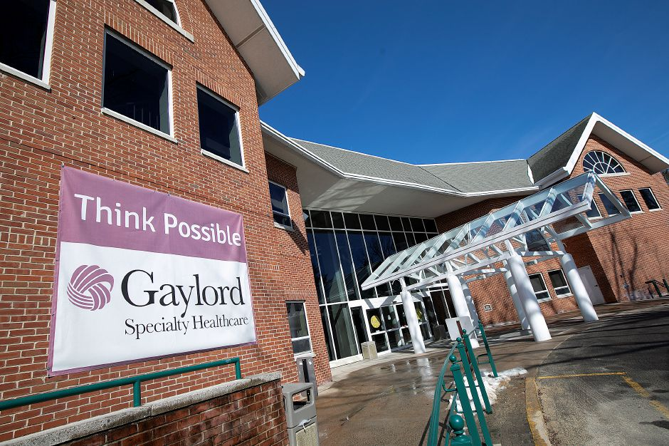 Gaylord Specialty Healthcare, Thurs., Feb. 21, 2019. Dave Zajac, Record-Journal