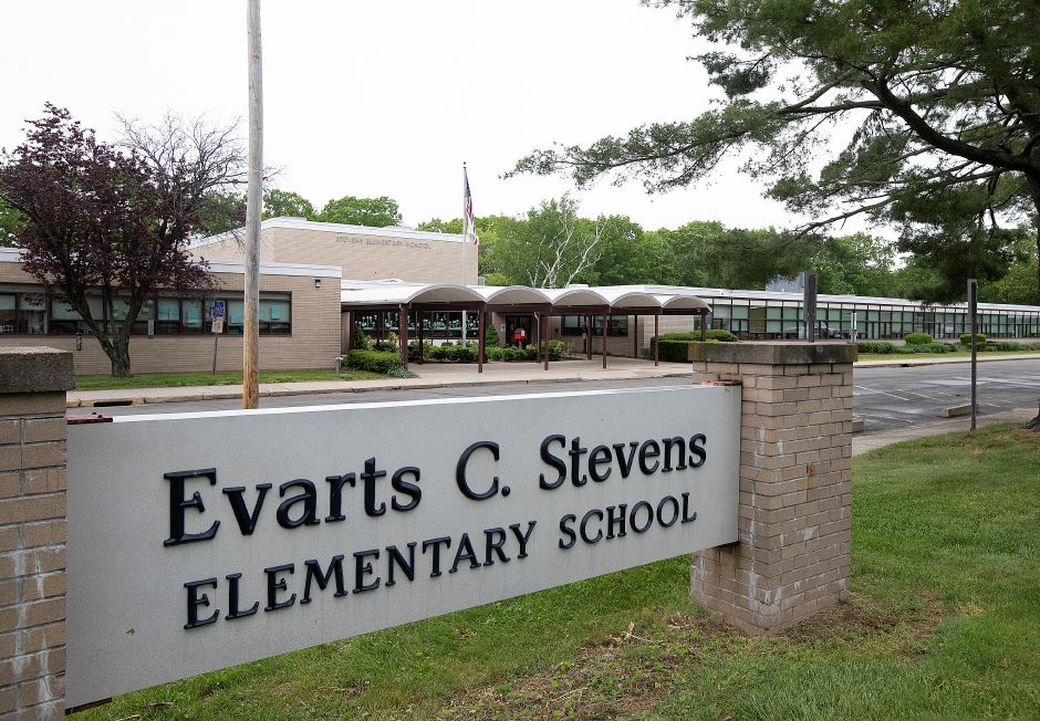 E.C. Stevens Elementary School in Wallingford, Thurs., May 23, 2019. Dave Zajac, Record-Journal