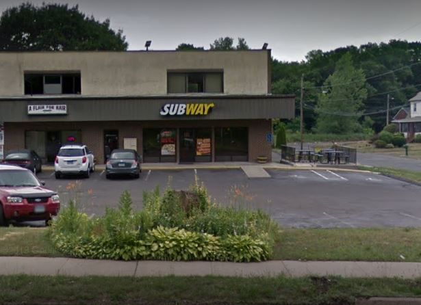 Former West Main Street Subway franchisee Jay Lala also owns the Subway on Chamberlain Highway in Meriden. | Google Maps.
