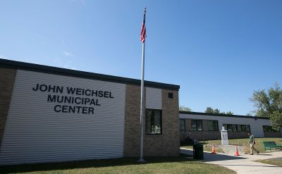 John Weichsel Municipal Center in Southington, Wednesday, Sept. 13, 2017. | Dave Zajac, Record-Journal
