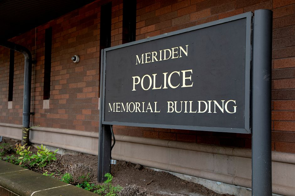 The Meriden Police Department, Fri., June 21, 2019. Dave Zajac, Record-Journal