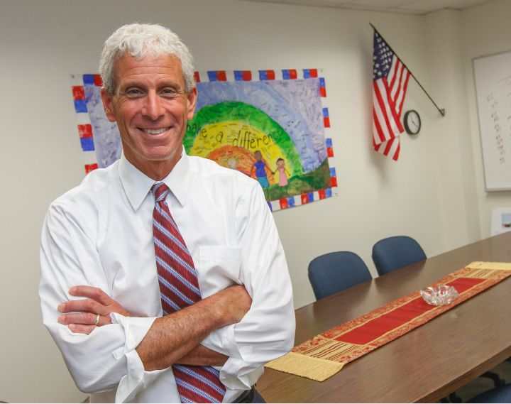 File photo: Southington Superintendent Timothy Connellan