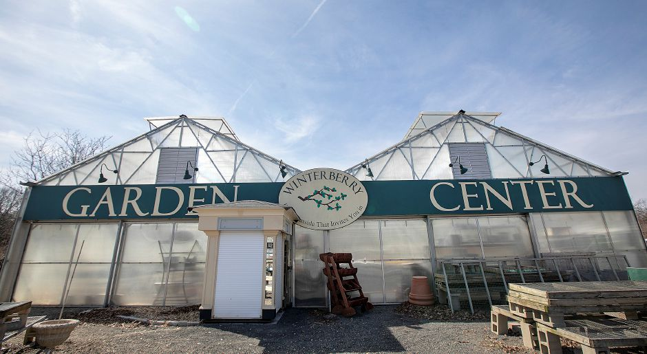 Greenhouses at Winterberry Gardens 2070 West St., Southington, Wed., Mar. 27, 2019. The business opens Monday April 1. Dave Zajac, Record-Journal