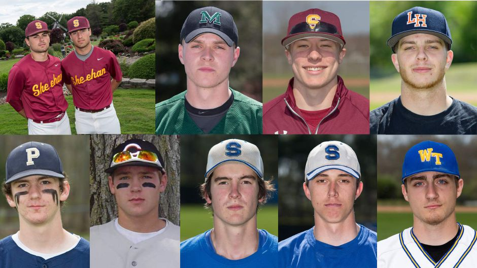 The 2016 All-Record-Journal Baseball team.