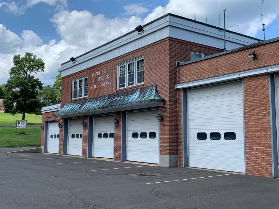 The Middlefield Volunteer Fire Company.Everett Bishop, Town Times.