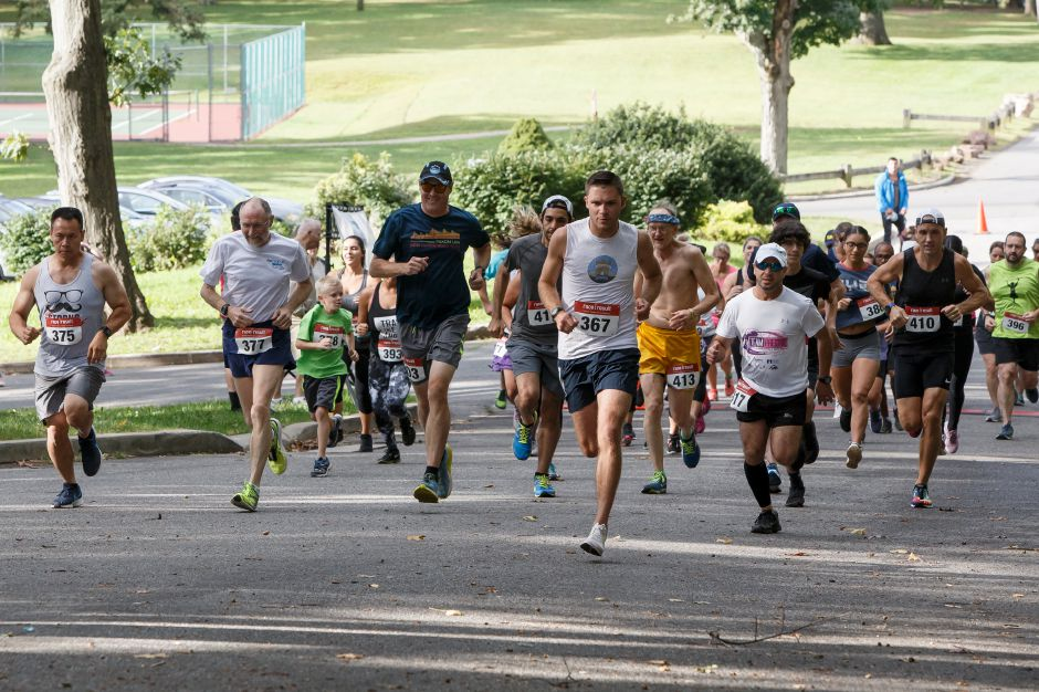 The Meriden Fun Run series continues through the summer on Wednesday nights starting at Platt High School at 6 p.m. | Justin Weekes / Special to the Record-Journal
