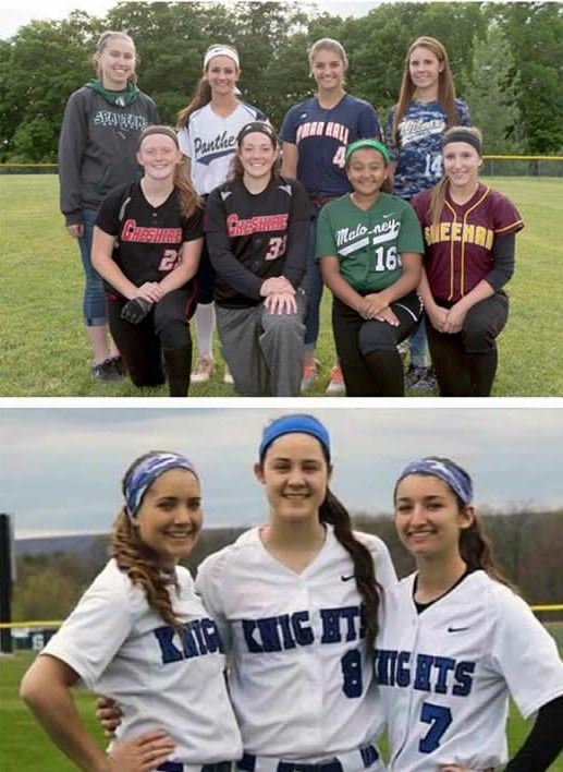 Introducing the 2016 All-Record-Journal Softball team.