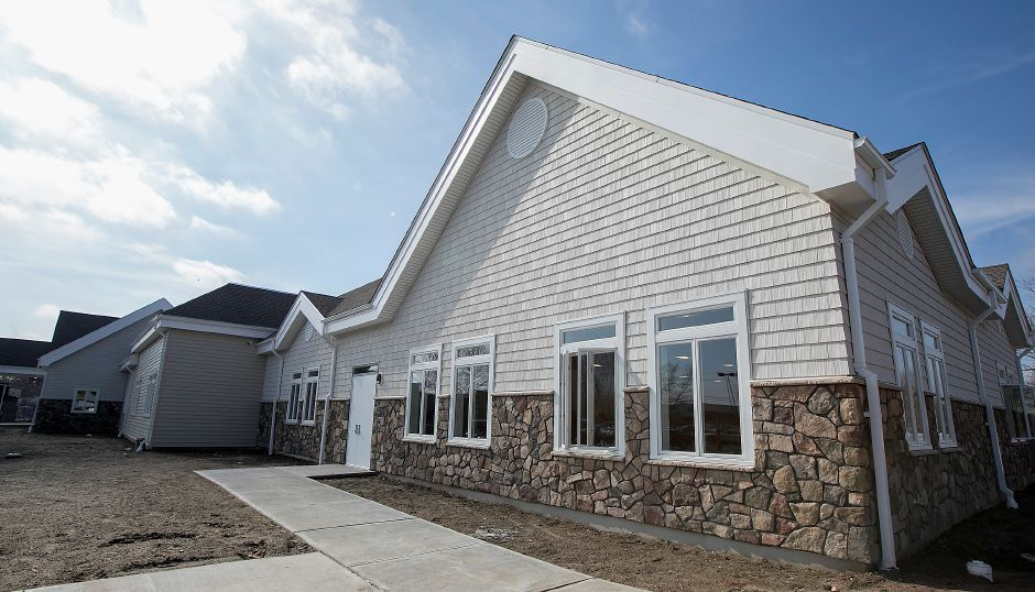 The new Calendar House in Southington Wednesday, February 21, 2018. Dave Zajac, Record-Journal