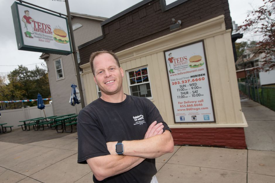 Ted's Restaurant, 1046 Broad St. | Justin Weekes, Special to the Record-Journal