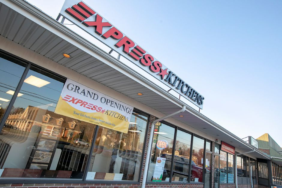 Express Kitchens, 956 Queen St, Southington, Tues., Dec. 11, 2018. Dave Zajac, Record-Journal
