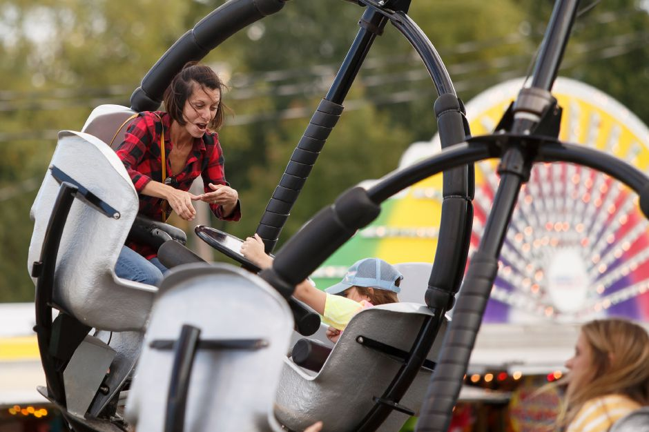 Saturday during the 99th Durham Fair on the Durham Fairgrounds in Durham September 29, 2018 | Justin Weekes / Special to the Record-Journal