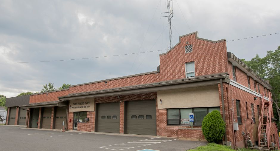 Southington Fire Headquarters, Wednesday, July 11, 2018. Dave Zajac, Record-Journal