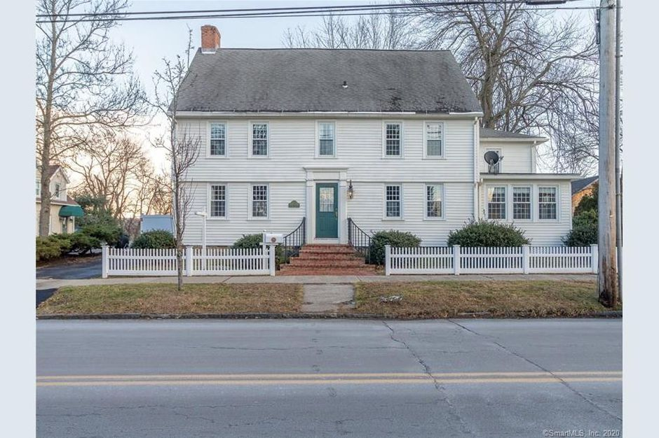 158 S. Main St., Wallingford, a colonial-era home for sale for $400,000 | Ruth Ratner