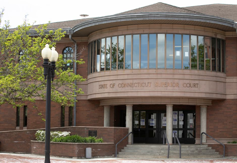 State of Connecticut Superior Court, 54 W. Main St., Meriden, Fri., May 22, 2020. Dave Zajac, Record-Journal
