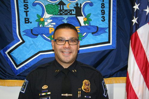 Willimantic Police Chief Roberto Rosado signed a contract with the city of Meriden this week. He becomes the Meriden