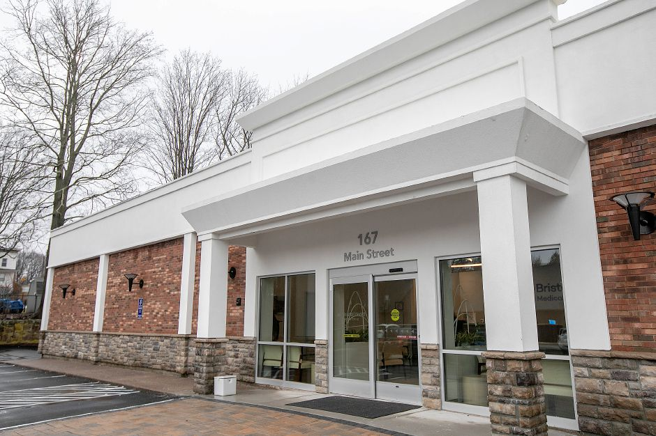 The new Bristol Health, 167 Main St. in Southington, Thurs., Feb. 13, 2020. Dave Zajac, Record-Journal