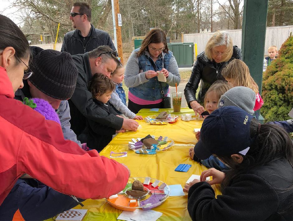 The Egg-Stravaganza event will be held Saturday, April 6, from 1 - 3 p.m., in Doolittle Park. |Courtesy of Wallingford YMCA