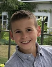 Tristan Barhorst, 10, of Wallingford (contributed photo).