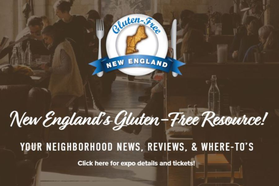 Gluten-Free New England to host expo at the Oakdale Theatre, Sunday, April 28, 2019.