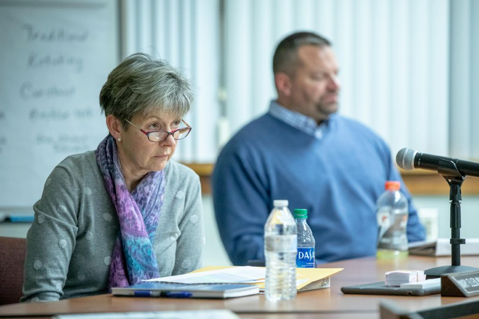 Mary Ellen Maloney has been chosen by the Berlin Board of Education to fill a seat on the nine member body that was left vacant after not enough candidates filed to run in the 201 municipal elections. | Devin Leith-Yessian/Berlin Citizen