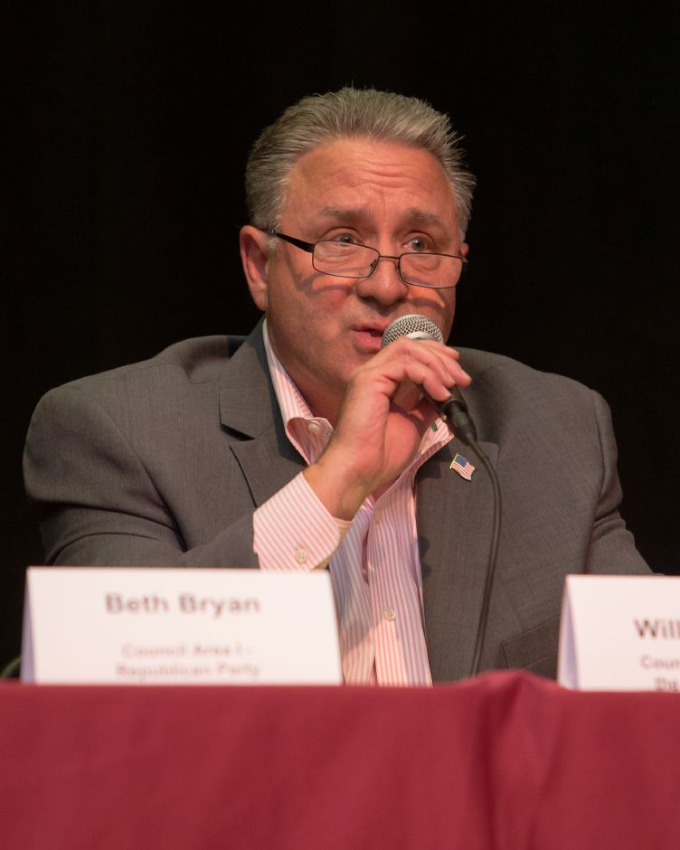 Councilor Bob Williams, of We the People.| File photo