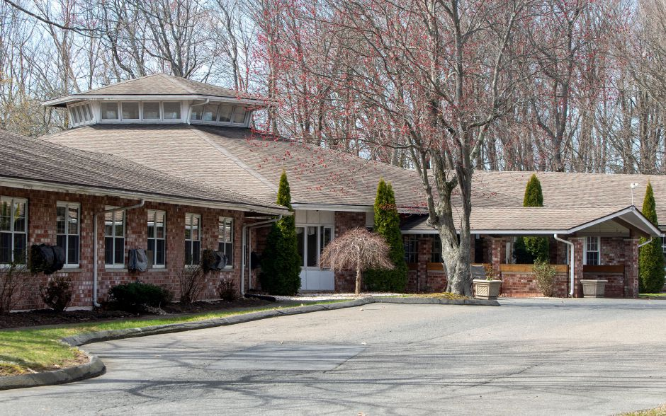 Westfield Rehab Center, 65 Westfield Road in Meriden, will reopen to treat COVID-19 patients. Thursday, April 2, 2020. Aaron Flaum, Record-Journal