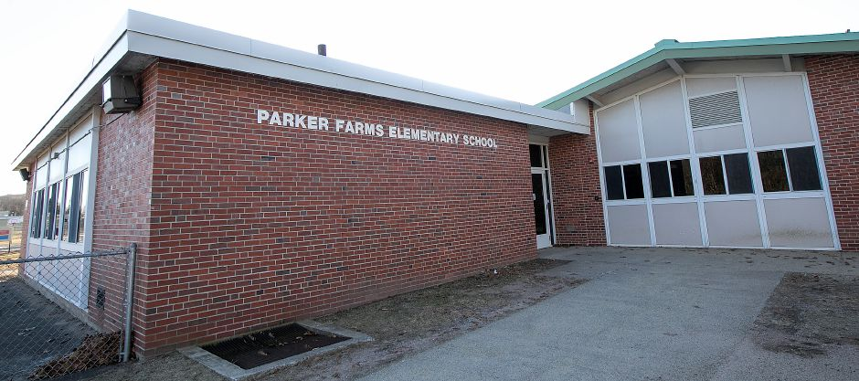 Parker Farms Elementary School in Wallingford, Monday, Feb. 5, 2018. Dave Zajac, Record-Journal
