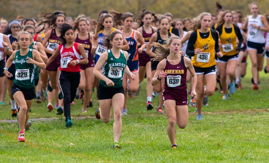 The SCC announced its postseason plans Wednesday. They include the cross country championships running at East Shore Park in New Haven and teams playing tournaments against rivals in their regular-season divisions. Aaron Flaum, Record-Journal
